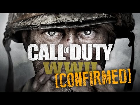 Call of Duty: World War II CONFIRMED! - The Know Game News