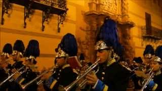 A.M. MATER DOLOROSA - PASO AZUL de LORCA - Viernes de Dolores - En tú caminar