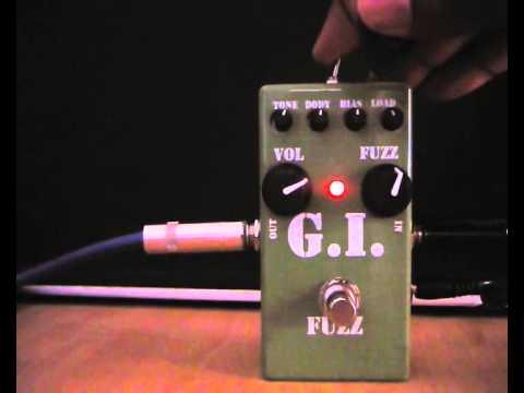 MI Audio GI Fuzz