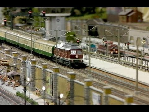 H0 Model Railroad Layout Berlin (ProSport24)