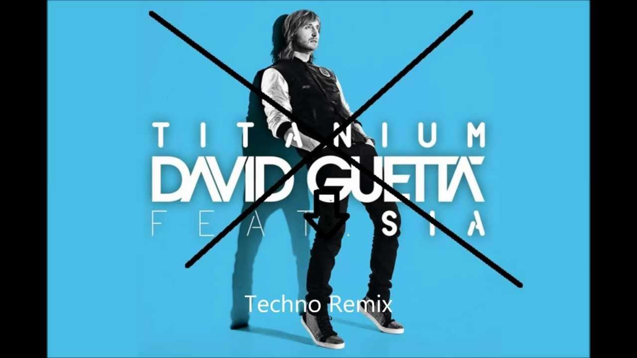 Download David Guetta - Titanium Techno remix