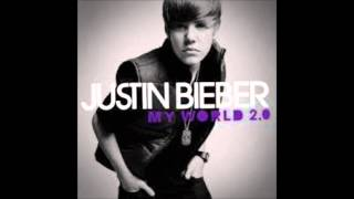 Justin Bieber - Overboard Feat. Jessica Jarell (Official Audio) (2010)