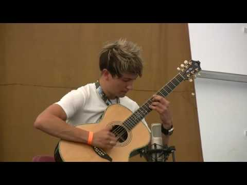"Canadian Guitar Festival 2010: Finalist 1, Song 1 - 1st Place (Calum Graham - ""Indivisible"")"