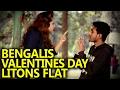New Bangla Funny Video 2017 | Bangalis Valentine Day | লিটনের ফ্ল্যাট । Madology video