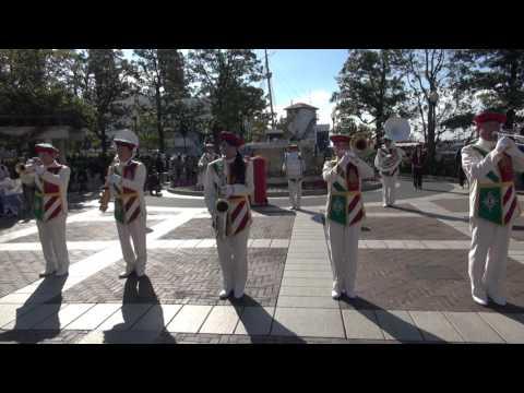 TDS Maritime Band team A (Christmas) TDSマリタイム・バンド (AクリスマスVer)