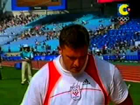 Olympic Games Sydney 2000 Men's Shot put Qualification