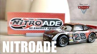 DISNEY Cars 3 Toys Review! Piston Cup NITROADE 28 Phil Tankson