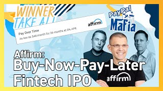 Affirm, a buy-now-pay-later lender founded by paypal alum max levchin, has filed its prospectus with the sec and plans to go public on nasdaq. alex dives...