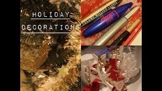 Holiday Decorations +DIY´s Thumbnail