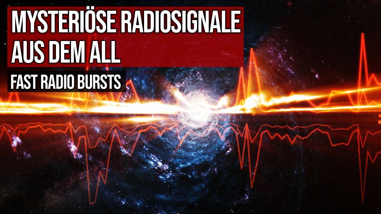 Mysteriöse Radiosignale aus dem All - Fast Radio Bursts