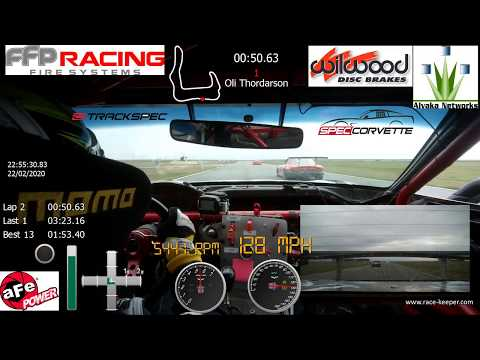 SCCA Hoosier Super Tour in the rain at Buttonwillow Raceway Park, config 25 CCW