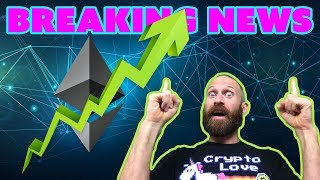 Ethereum NOT a Security - BREAKING NEWS - $EOS Alive
