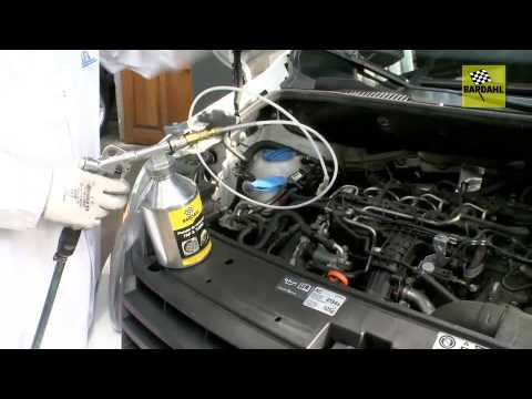 DPF Cleaning Process