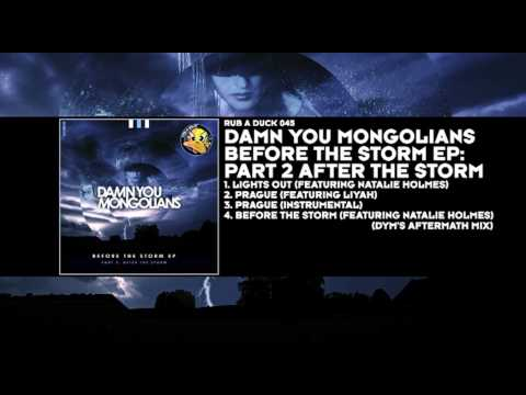 Damn You Mongolians featuring Natalie Holmes - Lights Out