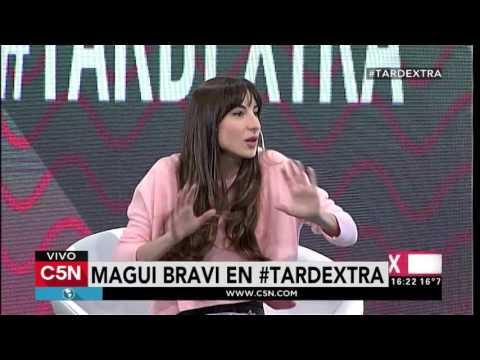 C5N - Tarde Xtra: Entrevista a Magui Bravi