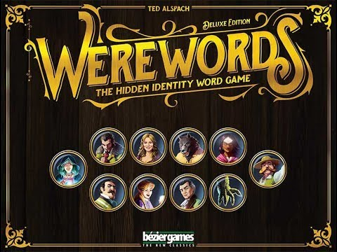 Werewords Deluxe Edition - Board Game Spotlight