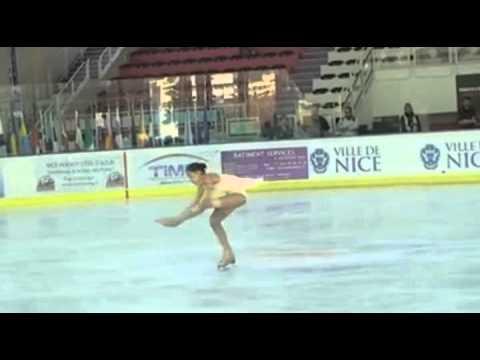 Marina POPOV LP - Nice Cup 2015