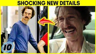 Matthew McConaughey Reveals Shocking Past