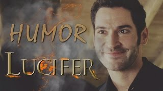 Lucifer || and dear old dad strikes again! HUMOR