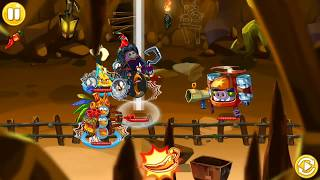 [FIRST ON YOUTUBE] Angry Birds Epic Chronicle Cave 23 FAST WIN METHOD!!!