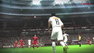 PS3Site.pl: Pro Evolution Soccer 2014 | E3 2013 Gameplay Trailer