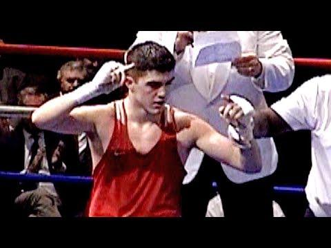 Reshat Mati Boxing