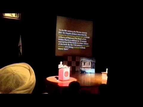 Shaykh Hamza Yusuf's lecture at the American University of Sharjah