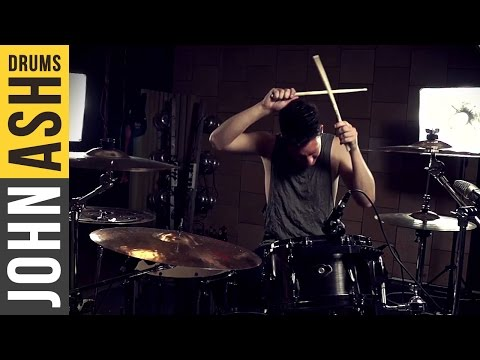John Ash - Paramore - Decode ► [Drum Cover]