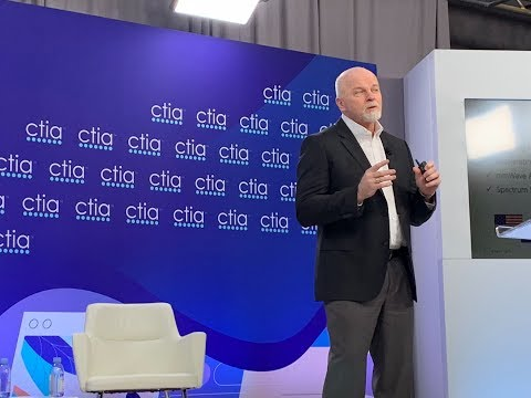 Nokia's Mike Murphy @ CTIA 5G Summit