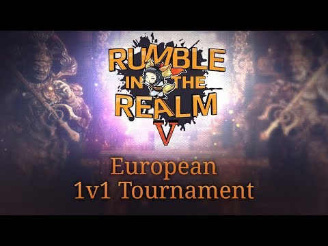 Blade & Soul Rumble in the Realm European1v1