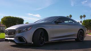 Mercedes-AMG S 63 Coupe  - Luxury Coupe