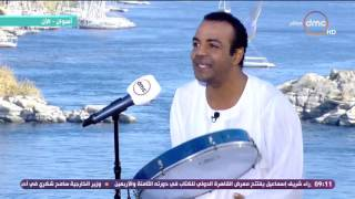 8 الصبح - الفنان النوبي محجوب رضا