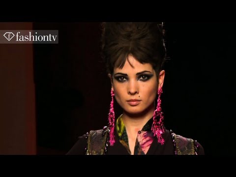 Jean Paul Gaultier Couture Spring/Summer 2013 | Paris Couture Fashion Week | FashionTV