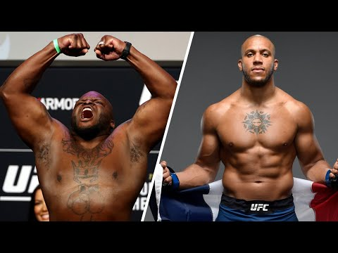 UFC 265: Lewis vs Gane - I Got That Right Hand | Fight Preview