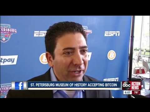 BitPay & Bitcoin Bowl in St. Petersburg, Florida from ABC WFTS-TV