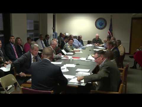 Albany County Legislature - 2017 Budget Hearing 1