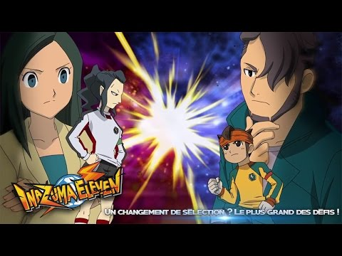 """Inazuma Eleven - 76 """"Un changement de sélection ? Le plus grand des défis !"""""""