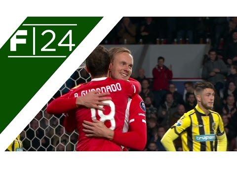 Highlights   PSV 1-0 Vitesse