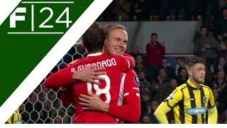 Video Gol Pertandingan PSV Eindhoven vs Vitesse