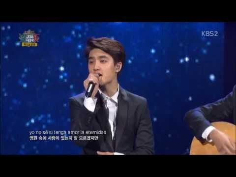 [EXO/엑소] D.O (디오)'s Sexy Voice 'Sabor a Mi'