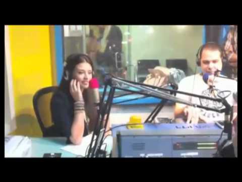 Antonia-live morena my love in Israel(Radio) Antonia singing morena -live in Israel(Rado version)