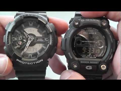 Casio G-shock GW7900B-1 vs GA 110C-1AER: both are awesome watches! http://unboxingexperience.blogspot.co.at/2011/12/casio-g-shock-gw7900b-1-vs-ga-110c-1aer.html http://on.fb.me/unboxingexperience