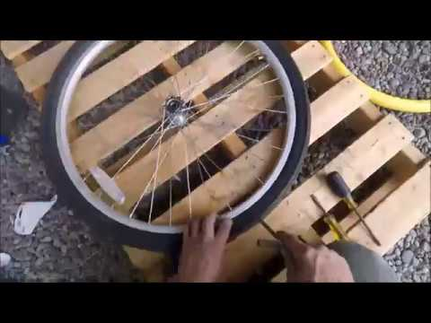 332bc3543ed Stop-A-Flat Puncture-proof, Thorn-resistant, Bicycle Tubes - YouTube