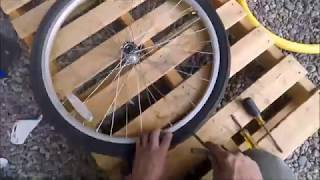 Stop-A-Flat Puncture-proof, Thorn-resistant, Bicycle Tubes