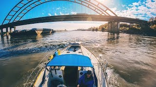 Tackling the Mighty Mississippi | Sailing Soulianis - Ep. 28