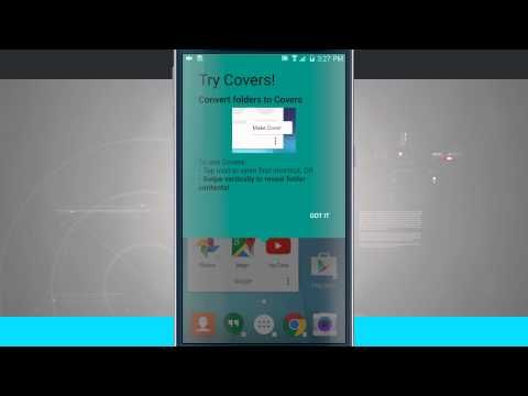Samsung Galaxy S6 Tips - Changing the Default Launcher