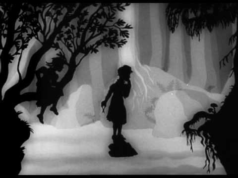 Lotte Reiniger   Snow white and Rose red 1954