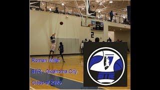 """Roman Miller - BTR - 3rd Grade - """"Winter Jam"""" at Hype Sports 2016..Dallas ,TX - Class of 2025"""
