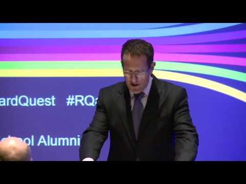 Leeds University Business School Annual Alumni Lecture 2012 part three - Richard's talk