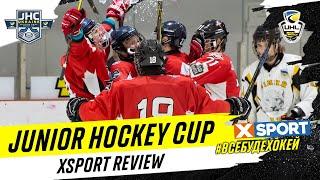 Итоги турнира Junior Hockey Cup | XSPORT